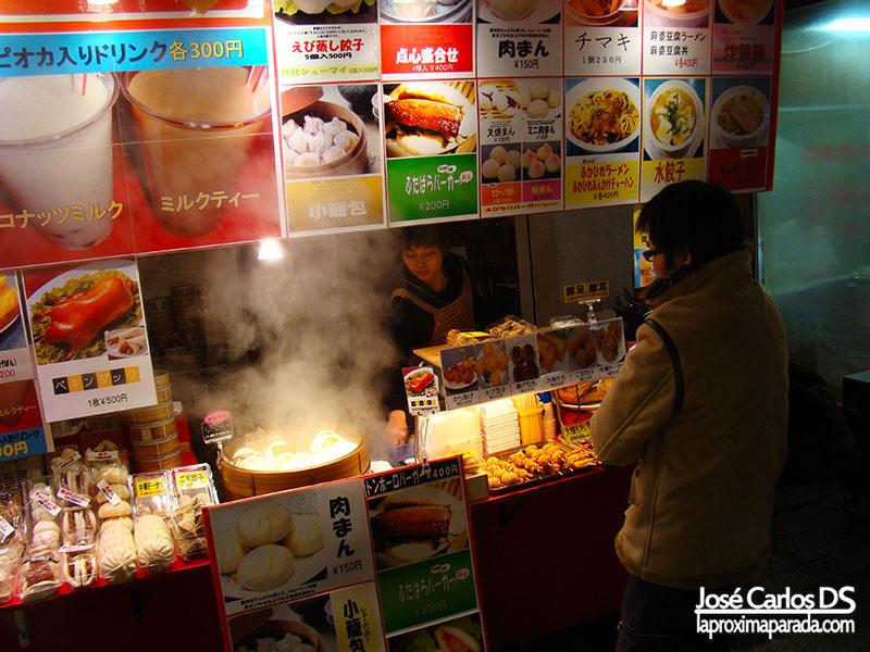 Comida Chinatown Kobe