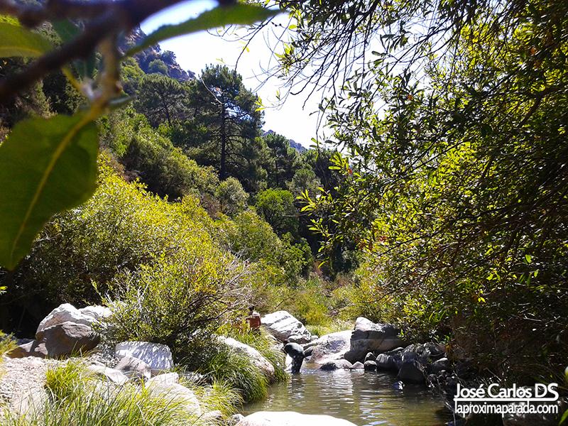 Descenso Río Guadalmina Benahavís (1)