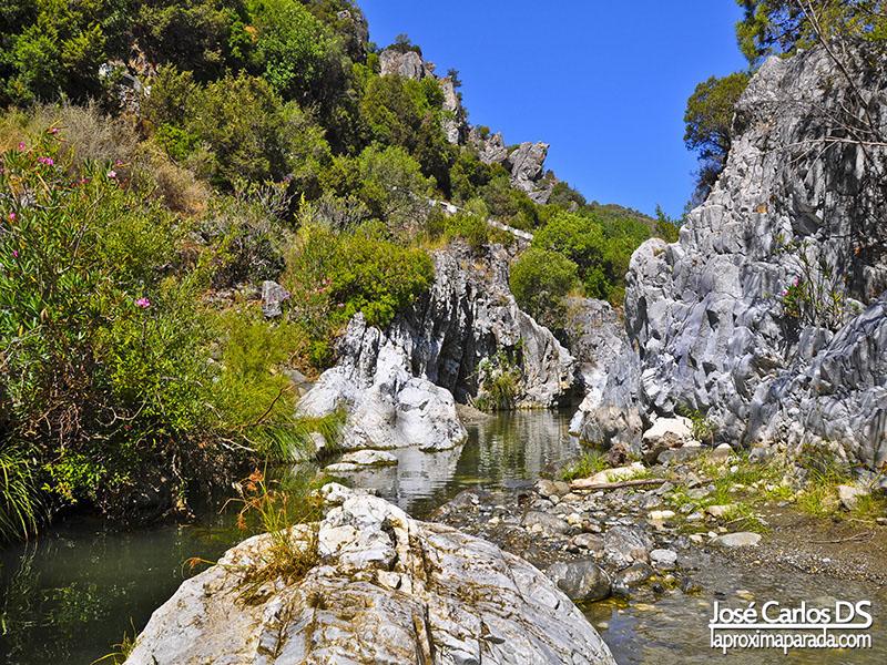Descenso Río Guadalmina Benahavís (2)