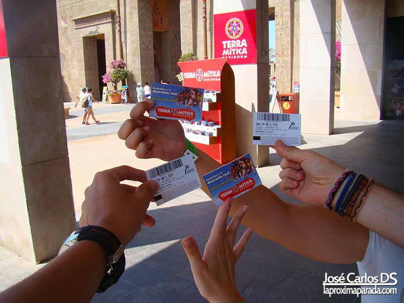 Entradas & Pase Iberia Park en Terra Mítica