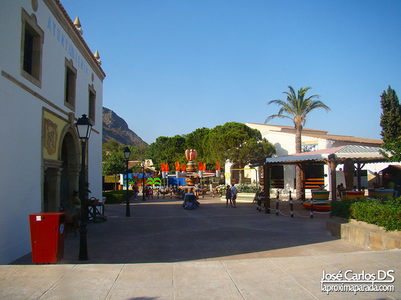 Iberia Village en Terra Mítica