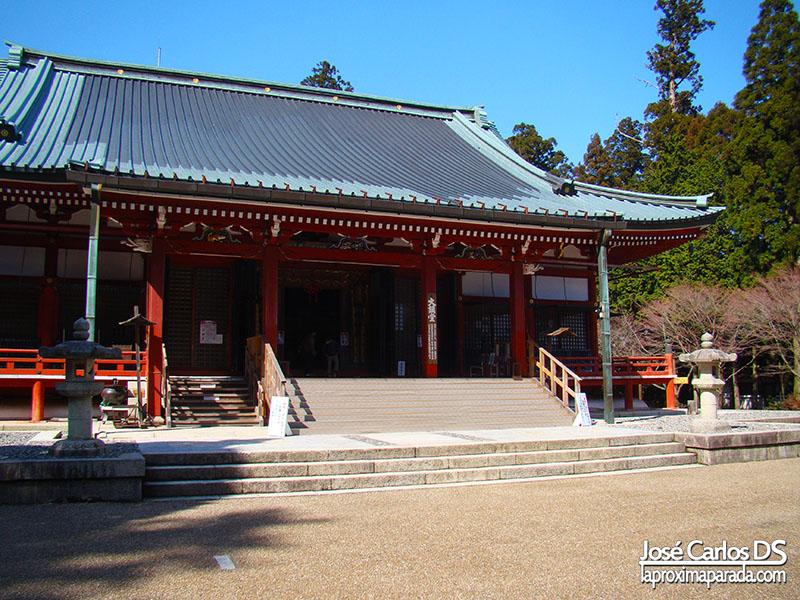 Templo Monte Hiei, Kyoto