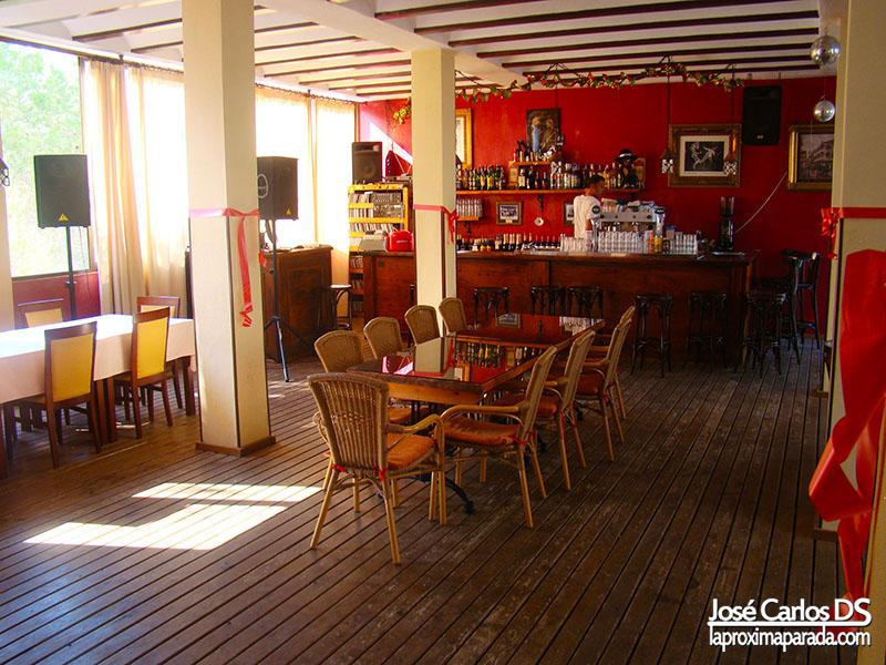 Salón Comedor Finca Fabiola, Finestrat