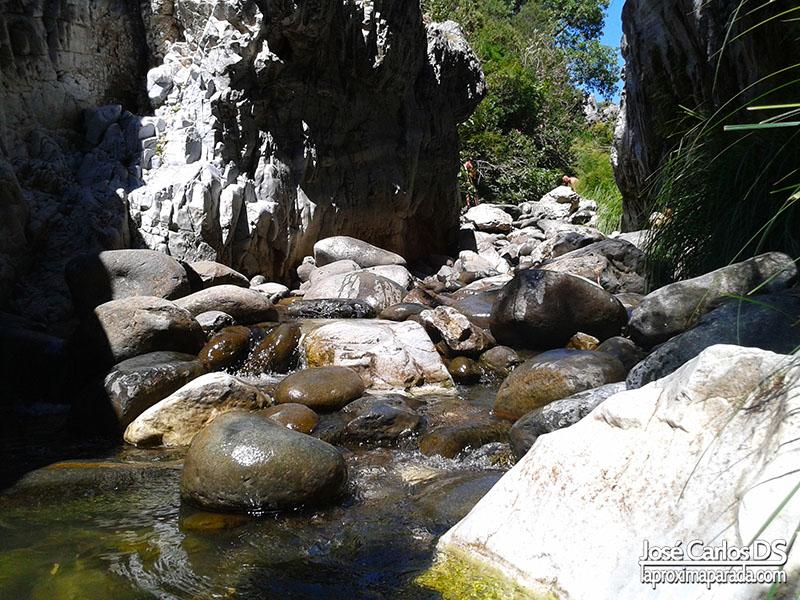 Senderismo en Benahavís por el Río Guadalmina (1)