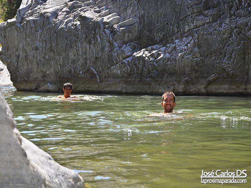 Senderismo en Benahavís por el Río Guadalmina (2)