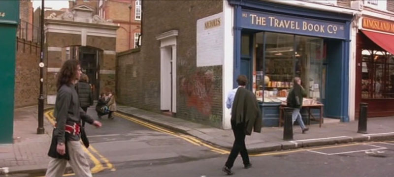 The Travel Bookshop, la librería de viajes de Notting Hill
