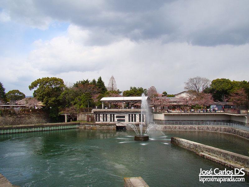 Biwa Lake Canal Kyoto