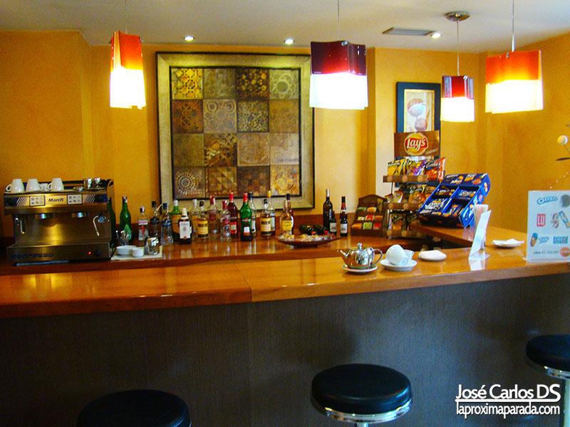 Cafetería Hotel Zurbarán Palma de Mallorca