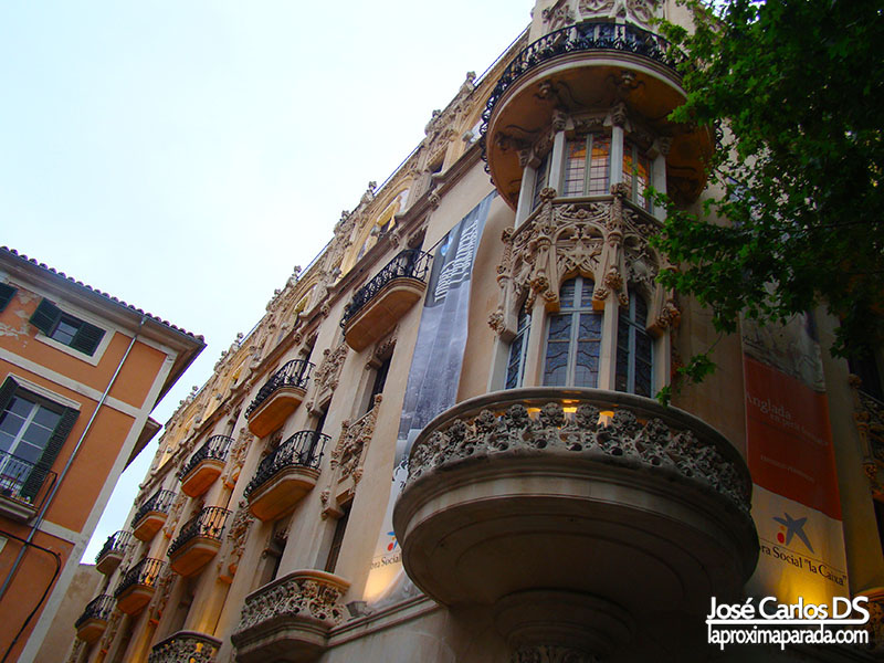 Caixa Forum - Gran Hotel