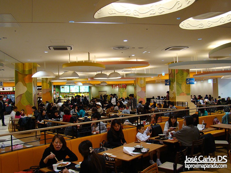Centro Comercial Tennoji Osaka