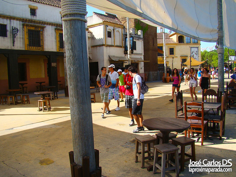 Entrada Isla Mágica Sevilla