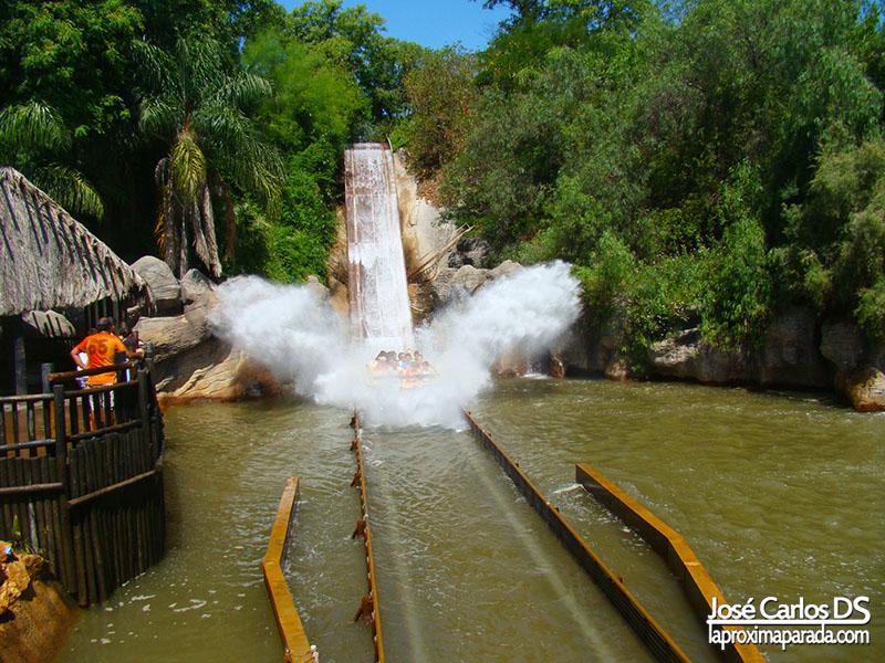 Iguazú Amazonia Isla Mágica