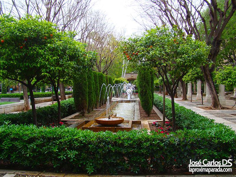 Jardins de S'hort del Rei Palma de Mallorca
