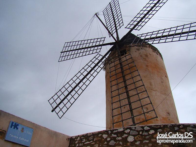 Molinos del Jonquet Paseo Marítimo Palma de Mallorca