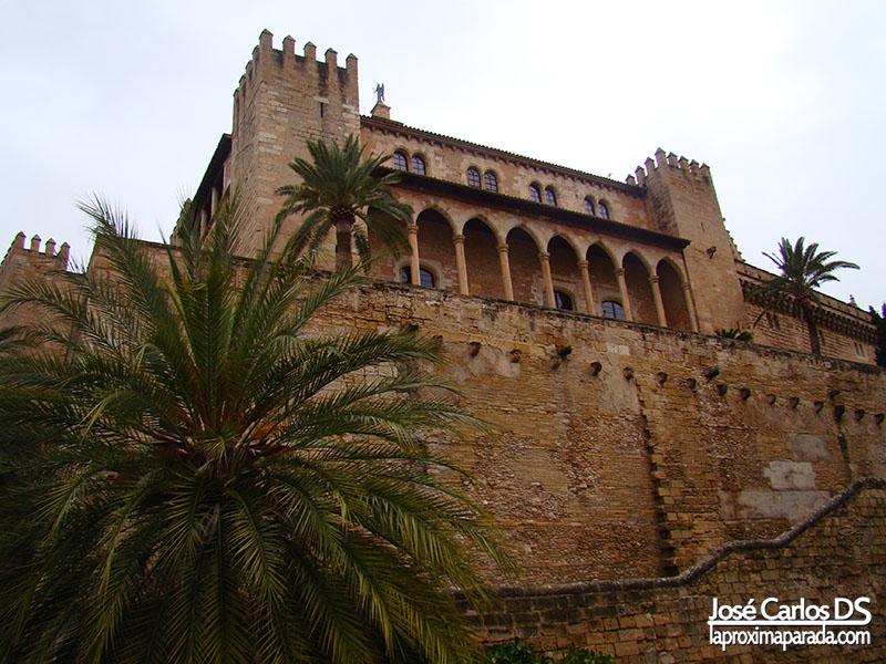 Palacio Real de La Almudaina Palma de Mallorca