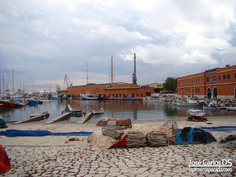 Puerto Pesquero de Palma de Mallorca