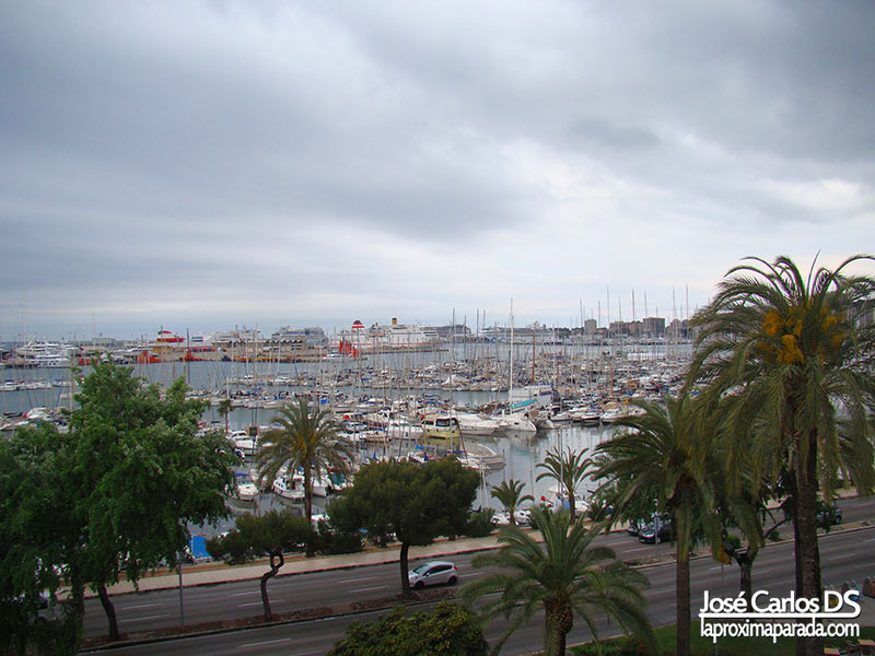 Puerto Y Paseo Marítimo de Palma de Mallorca