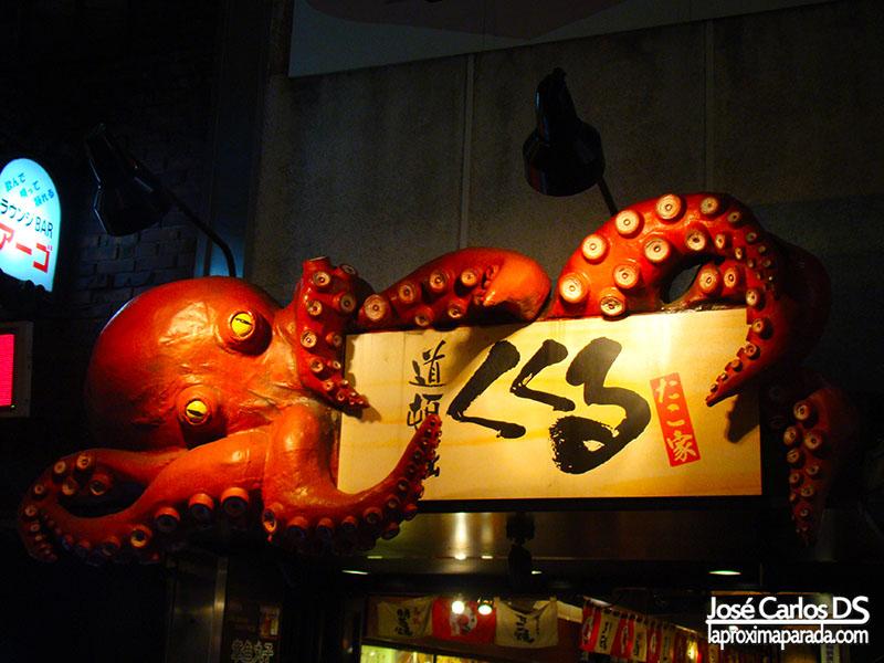 Pulpo Dotonbori Osaka