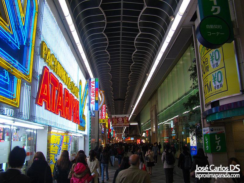 Pachinko Shinsaibashi Osaka