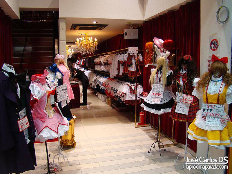 Cosplay Shinsaibashi Osaka