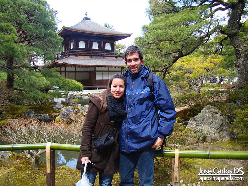 Templo Ginkakuji Kyoto