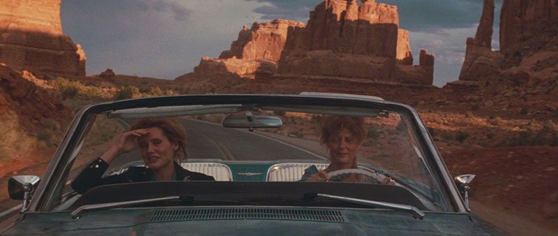 Thelma Y Louise Arizona