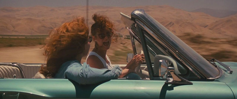 Thelma Y Louise Roadtrip