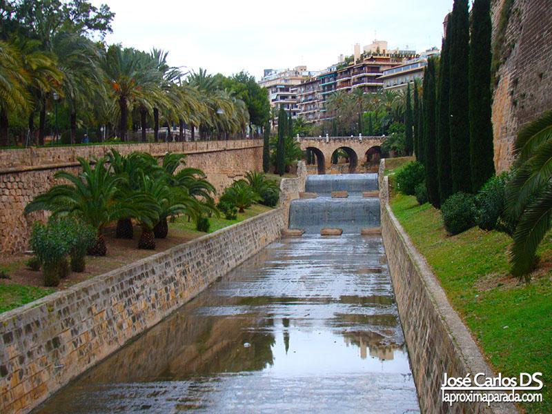 Torrente de la Riera Palma de Mallorca