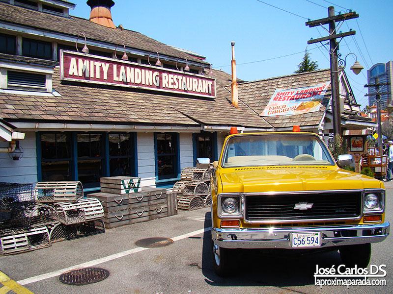 Universal Studios Amity Village