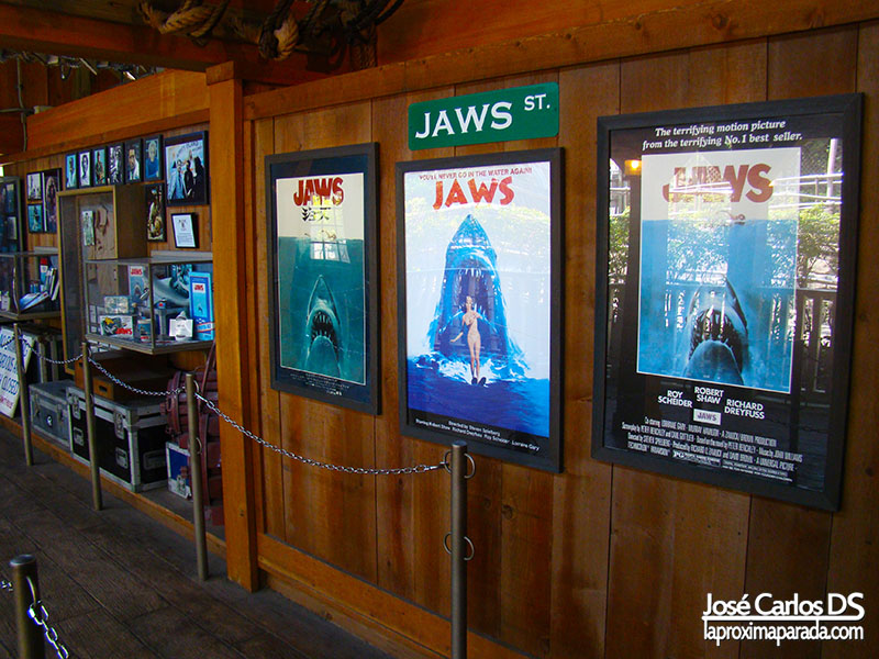 Universal Studios Amity Village Jaws