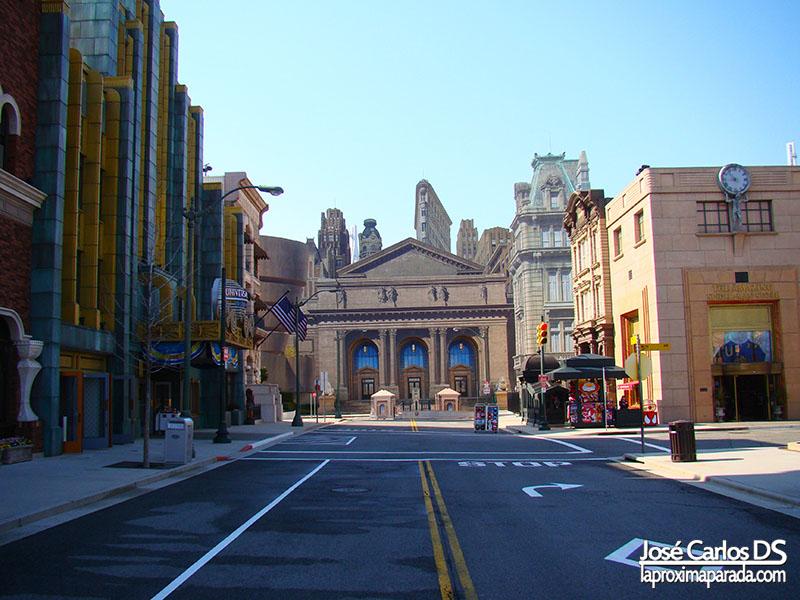 Universal Studios New York