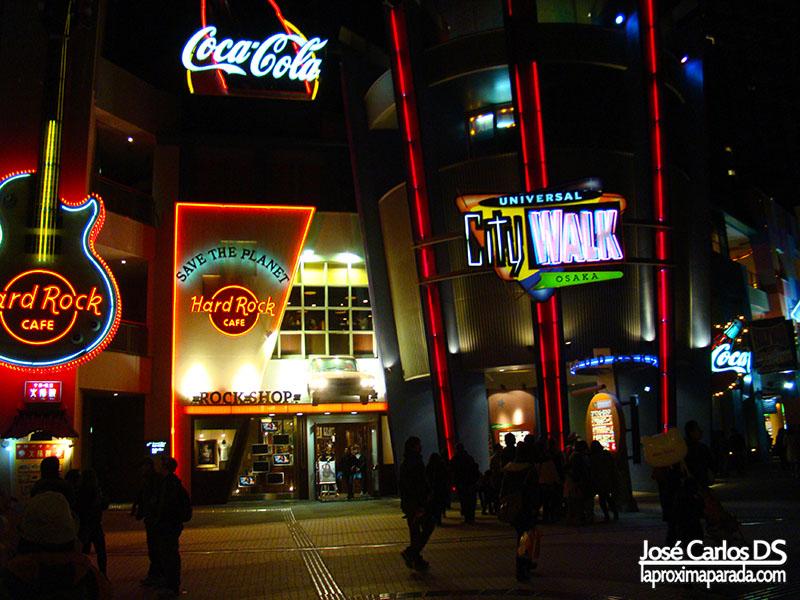 Universal Studios Restaurantes & Tiendas