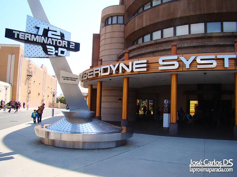 Universal Studios Terminator 2 New York