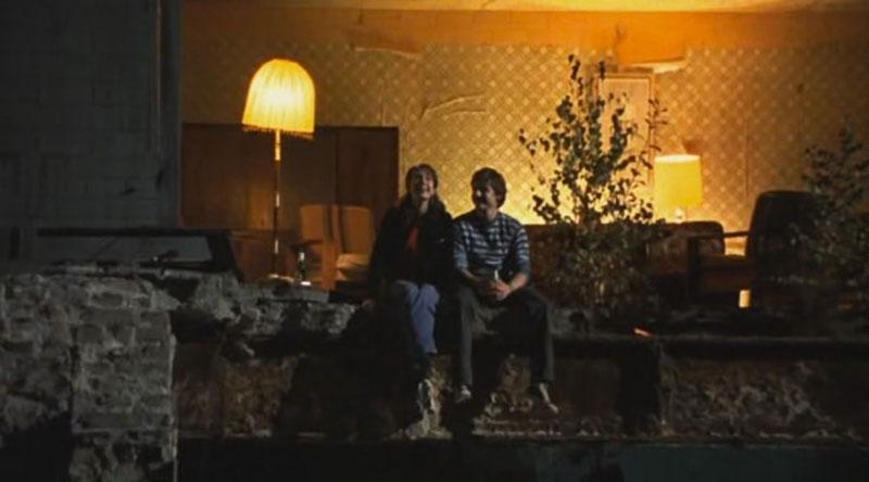 Alex y Lara Good Bye Lenin