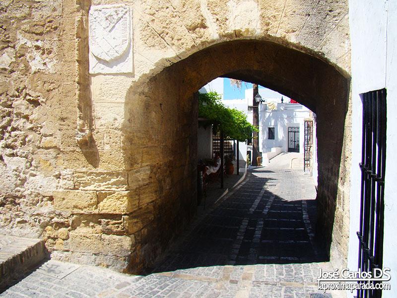 Arcos en Vejer de la Frontera