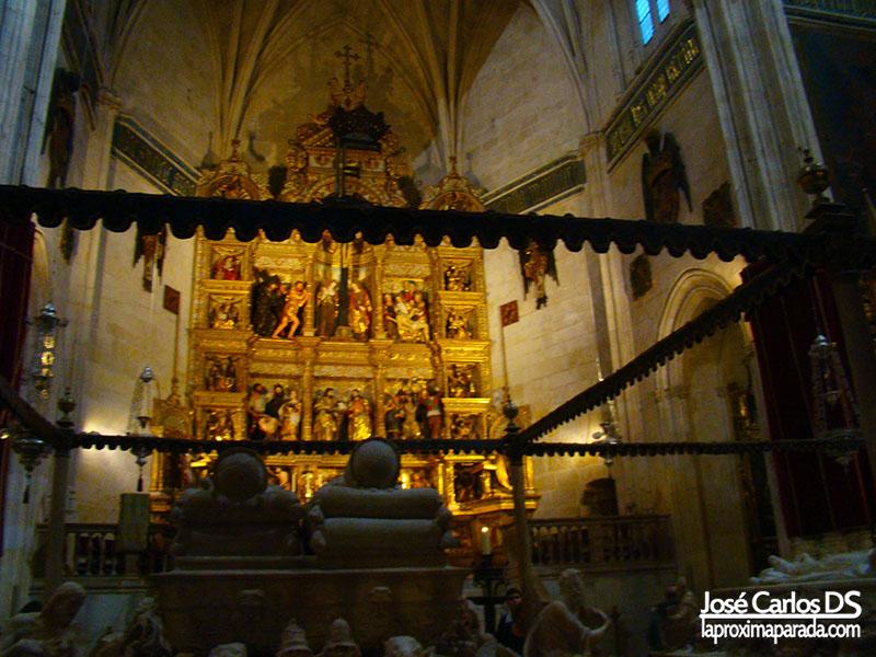 Tumba Reyes Católicos, Granada