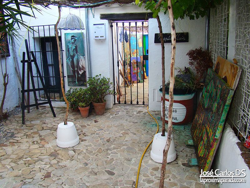 Casa Artista en Castellar Viejo