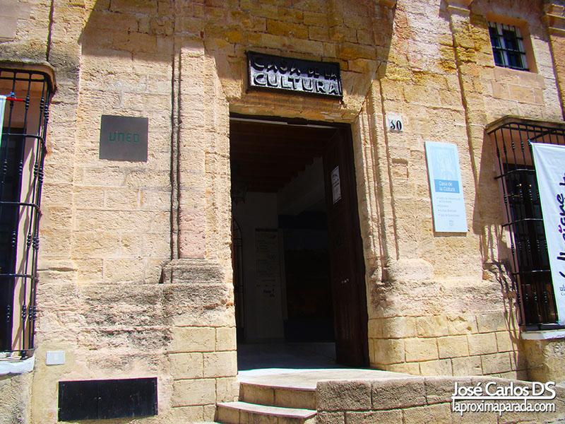 Casa de la Cultura Vejer de la Frontera