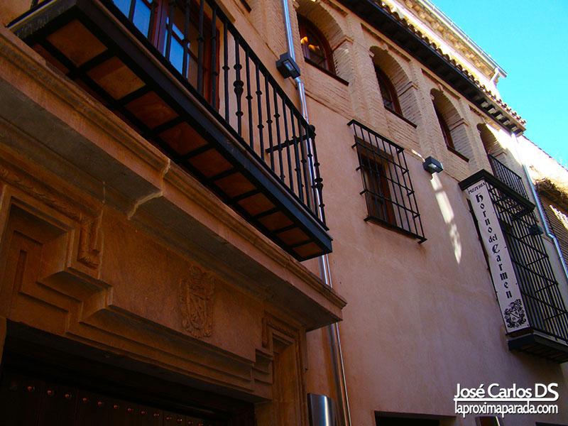 Entrada Al-Andalus Hostel Granada