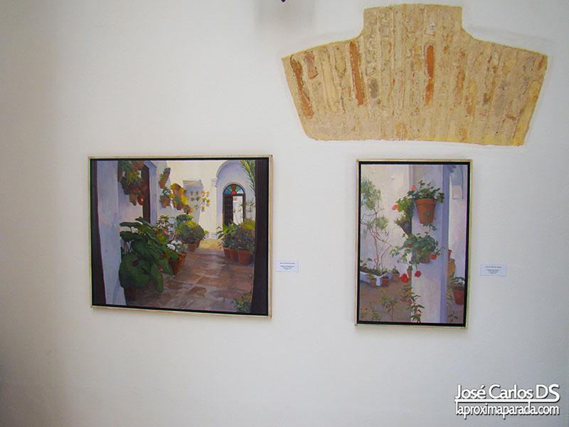 Exposición Casa de la Cultura Vejer de la Frontera