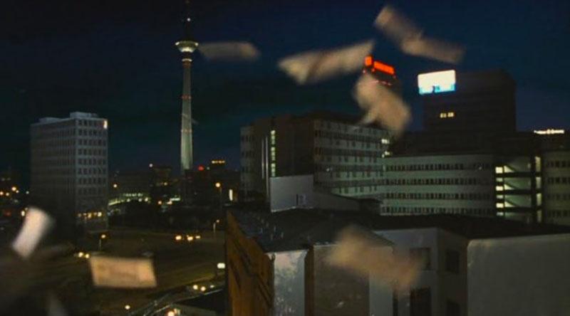 Fernsehturm de Berlín en Good Bye Lenin