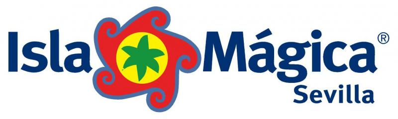 Logo Isla Mágica Sevilla