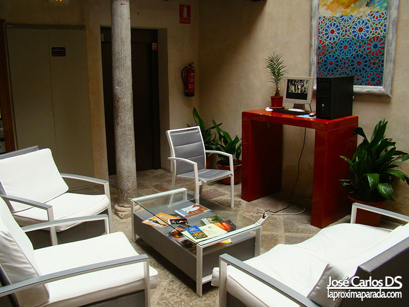 Zona Relax Al-Andalus Hostel Granada