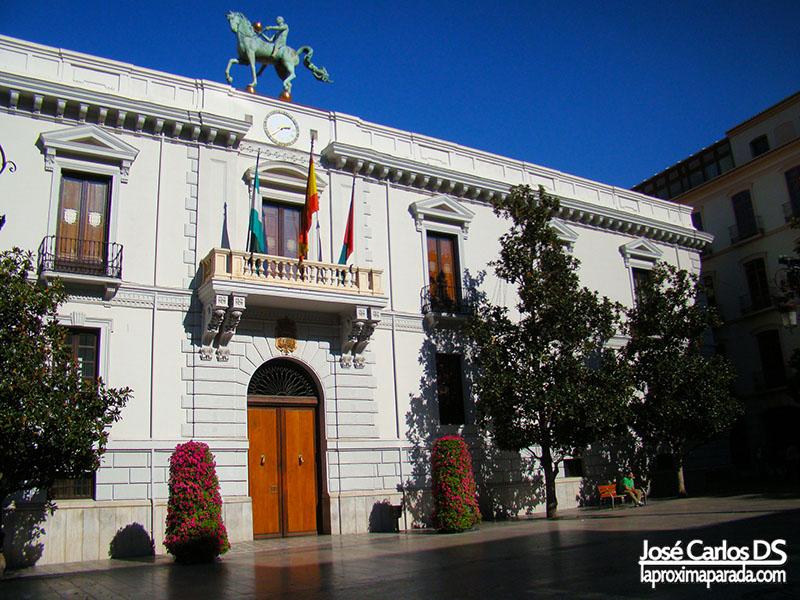 Plaza del Carmen Granada