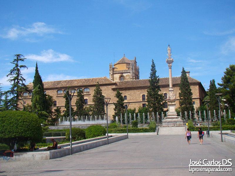 Plaza del Triunfo Granada