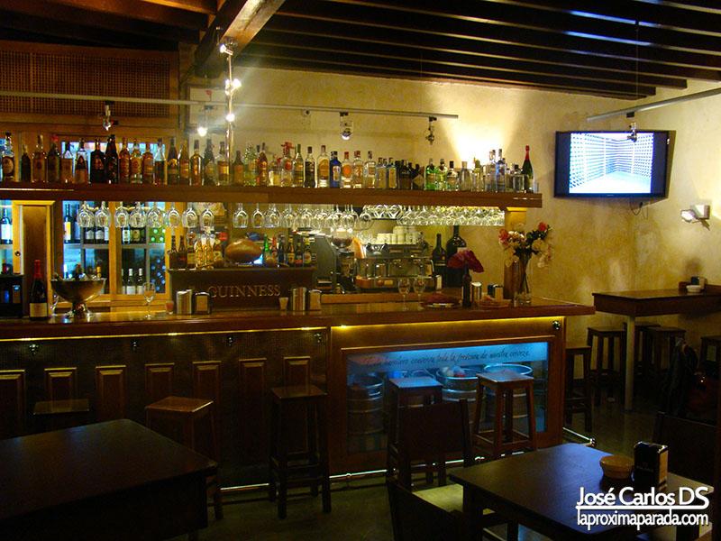 Restaurante en Al-Andalus Hostel Granada
