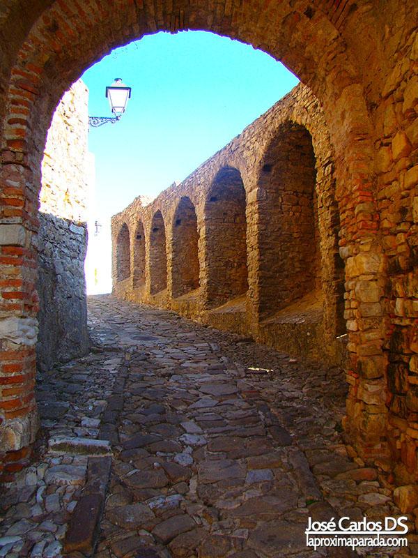 Vista de Castellar viejo, Cadiz