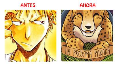 Antes & Ahora LPP