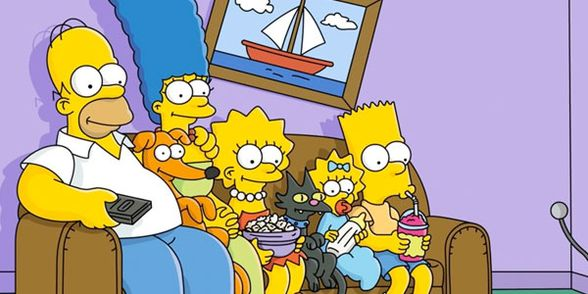 Simpsons Serie TV