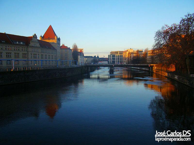 Isla de los Museos Río Spree Berlín